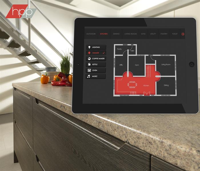 Technology in the Kitchen - A look at home automation