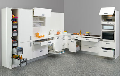 Blum Are The Leading Manufacturer Of Household Furniture Fitting Systems Available In The Uk They Supply Every Type Of Hinge And Drawer Fitting Imaginable