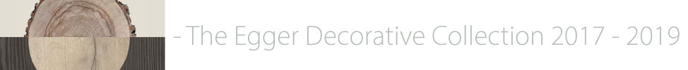 HPP - Distibutors of the Egger Decorative 2017-2019 Range