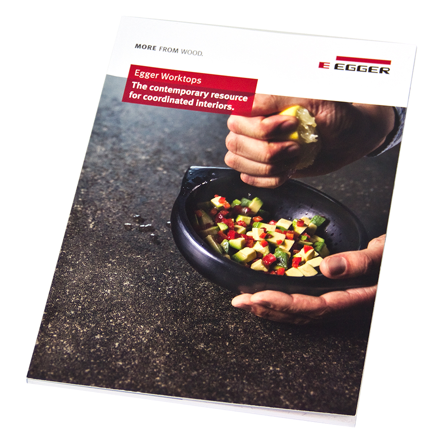 Egger UK Worktop Contemporary Brochure
