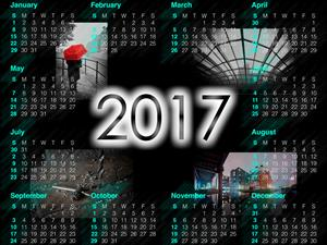2017 HPP Calendar Competition