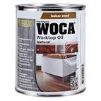 Woca Natural Worktop Oil 0.75 litre can