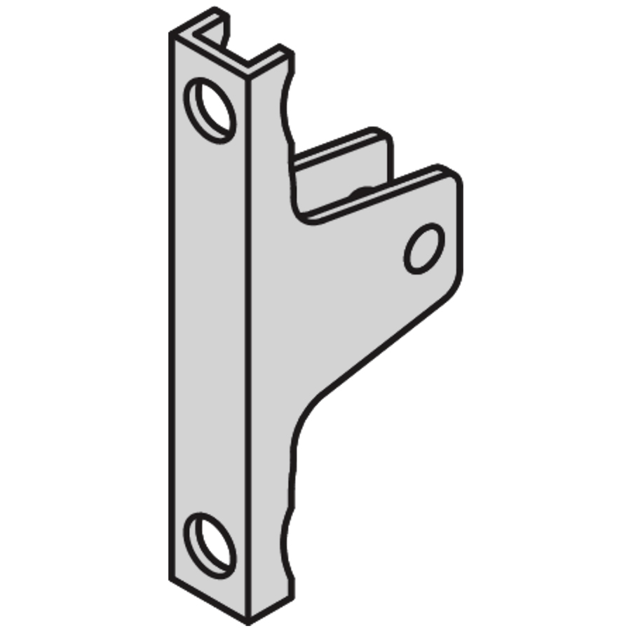Blum Legrabox 'M' height front fixing bracket