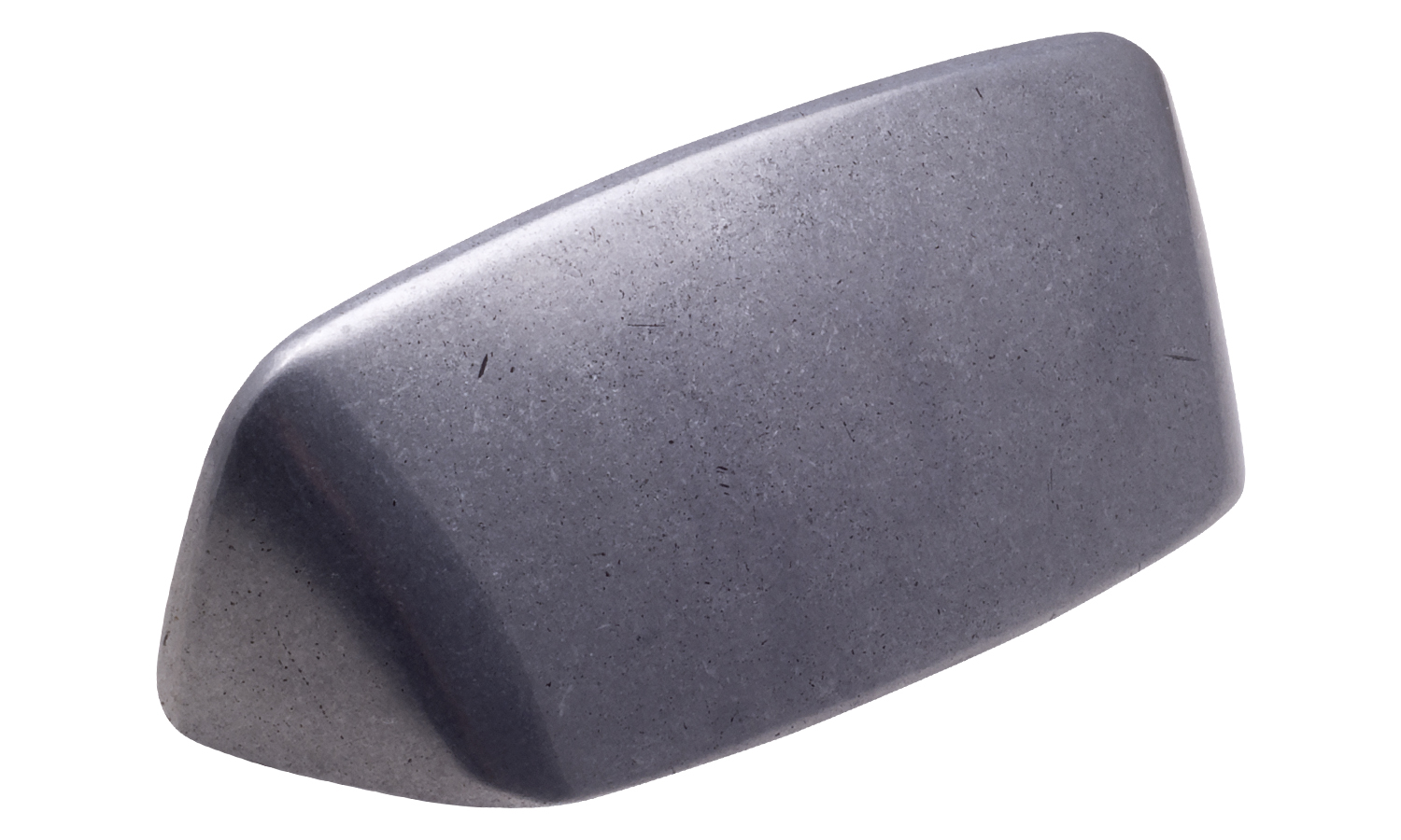 Toronto Handle, Antique Pewter, 64mm Centres