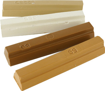 Wax filler sticks, Tobacco Aida Walnut, 110