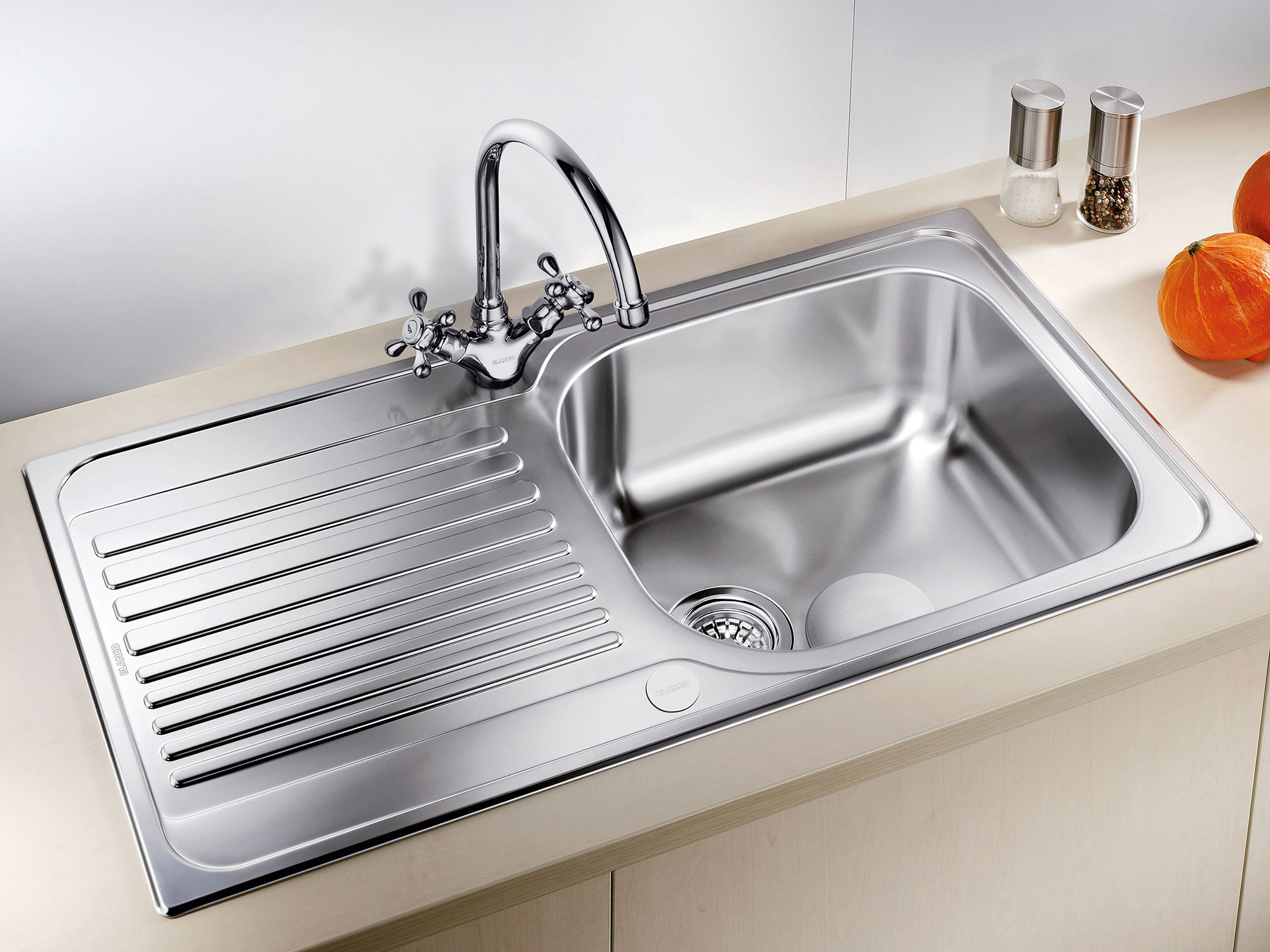 Blanco sinks and taps now available from HPP