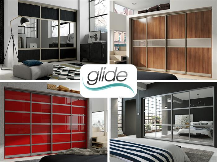 Focus On... 'A Unique Choice': Glide Sliding Doors