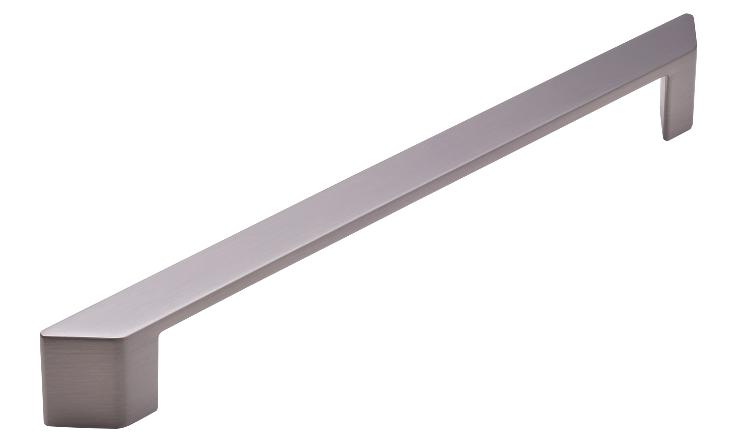 Agudo Handle, Brushed Nickel, 192mm Centres