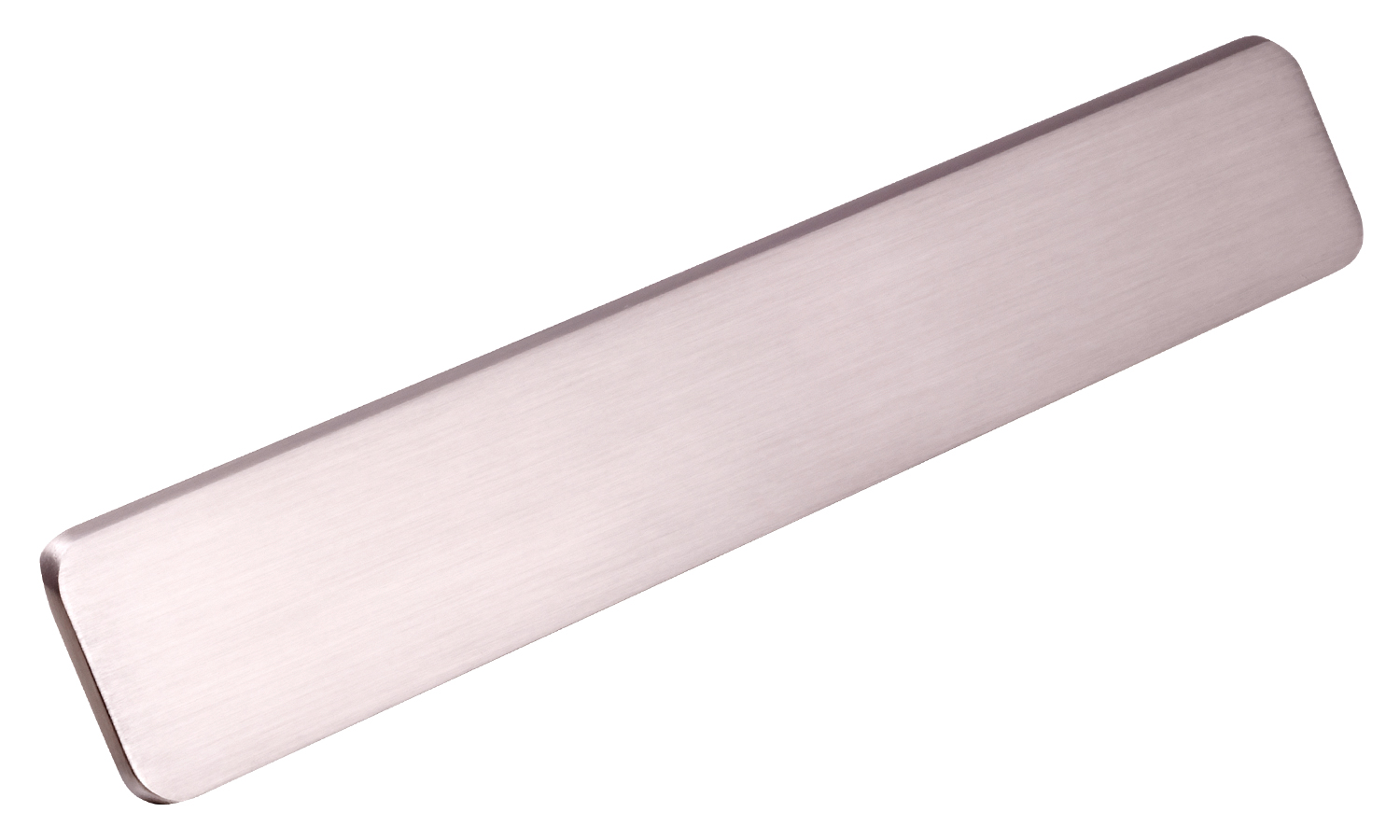 Stadion Handle, Satin Brushed Nickel, 160mm centres