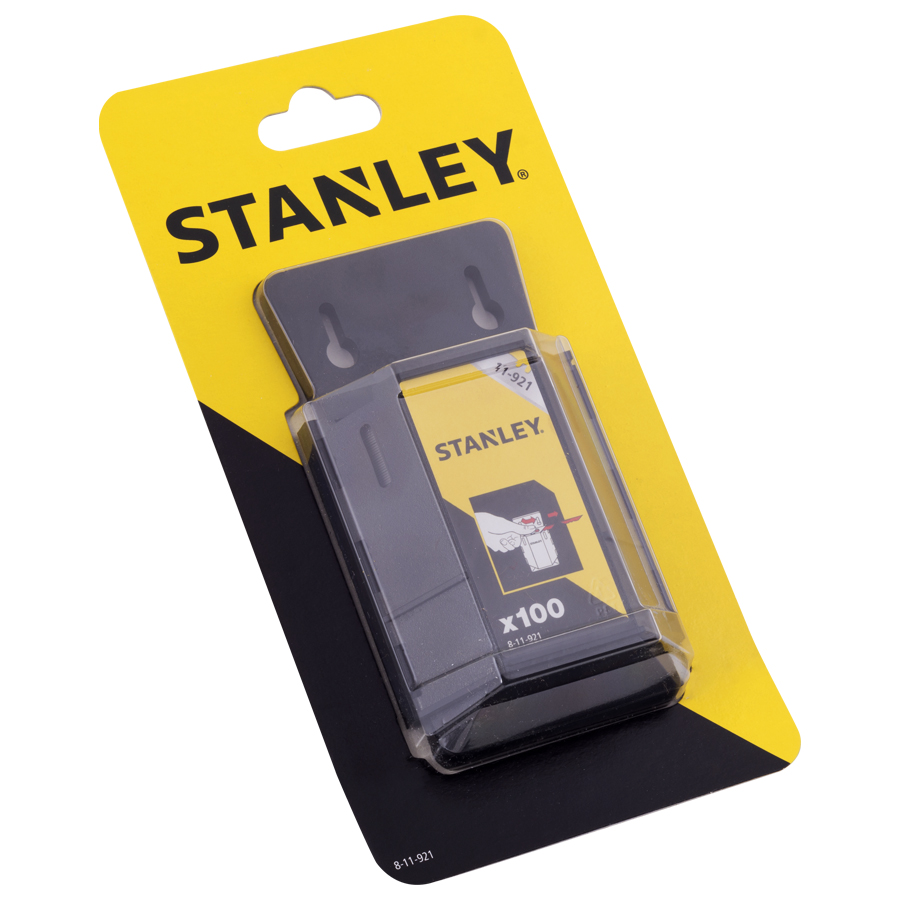 Stanley 1992B Knife Blades Heavy-Duty (Pack of 100)