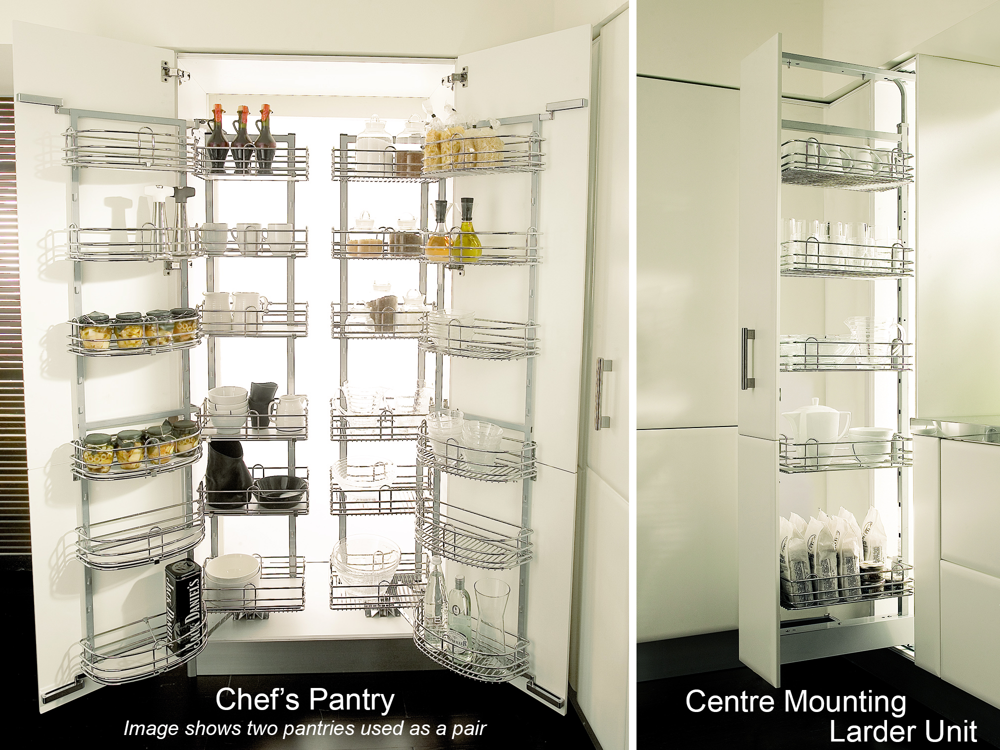Focus On... Kitchen Storage Solutions