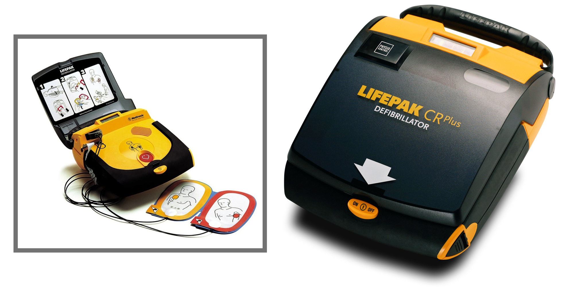 Workplace Defibrillator installed at HPP