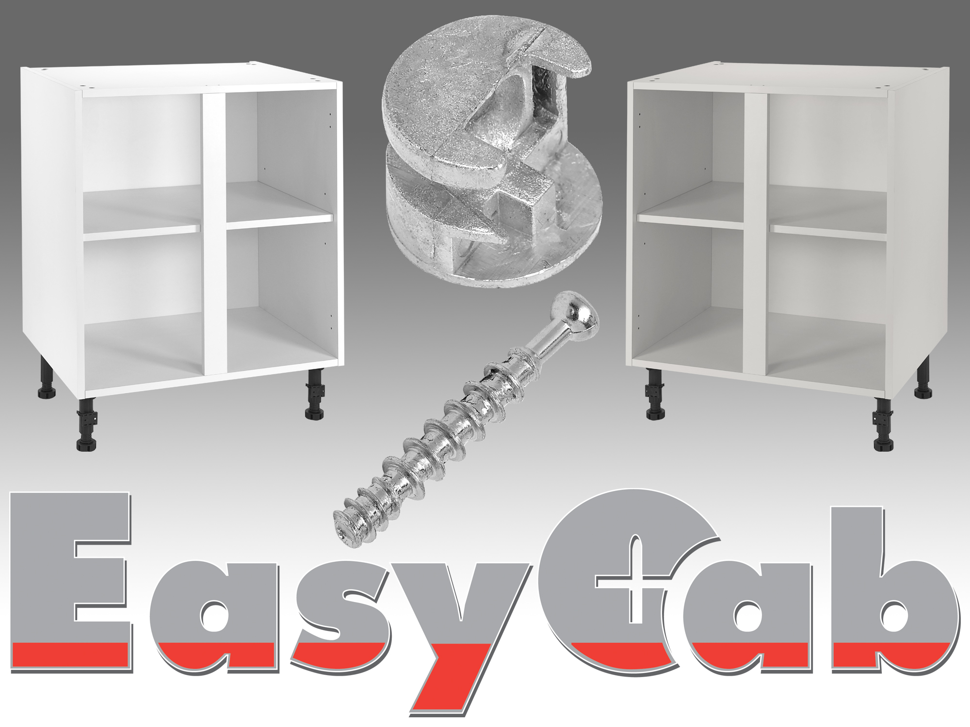Introducing our EasyCab Flat Pack Cabinets