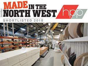 HPP Shortlisted for 'Made In The North West' Awards