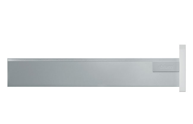 Blum Antaro Tip On Blumotion Tandembox M-Height (450mm) | Metallic Grey | 30kg