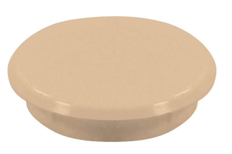 Hinge hole cover cap - 35mm Beige