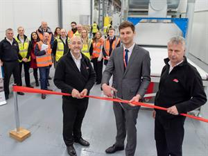 New Production Line Launch Event