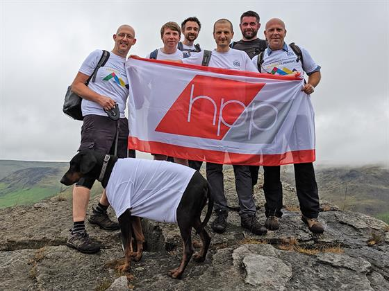 Email Attachment for Event No. 30095 ( Team HPP Smashes Fundraising Target on Mahdlo 3 Peaks Walk )
