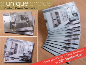 **UPDATE** 'A Unique Choice' Brochures with Custom Covers