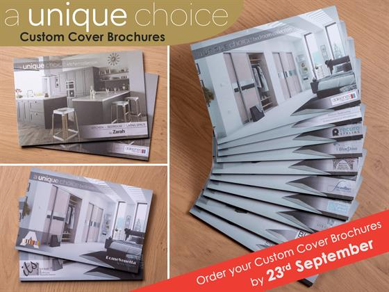 Email Attachment for Event No. 30649 ( 'A Unique Choice' Brochures - Custom Covers )