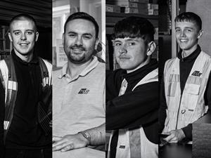 New Apprentices Highlight Great Career Options With HPP