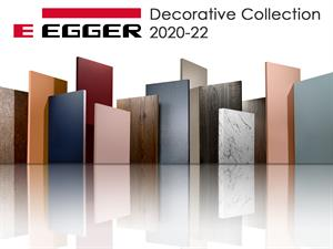 Introducing the new Egger Decorative Collection 2020-2022