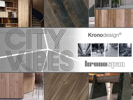 Email Attachment for Event No. 32286 ( City Vibes Captured In New Kronodesign Trends Collection )