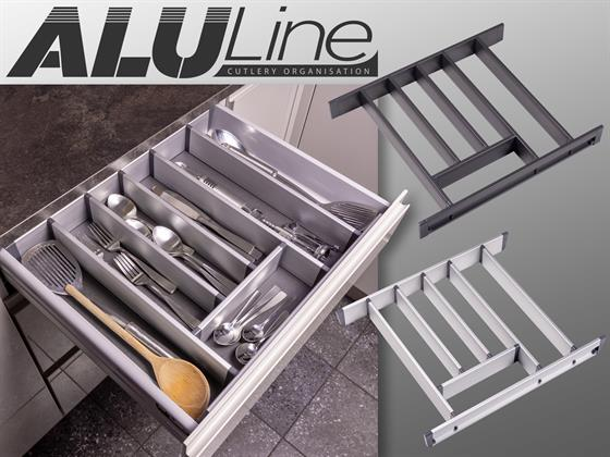 Email Attachment for Event No. 32419 ( New AluLine Cutlery Drawer Divider: A HPP Exclusive! )