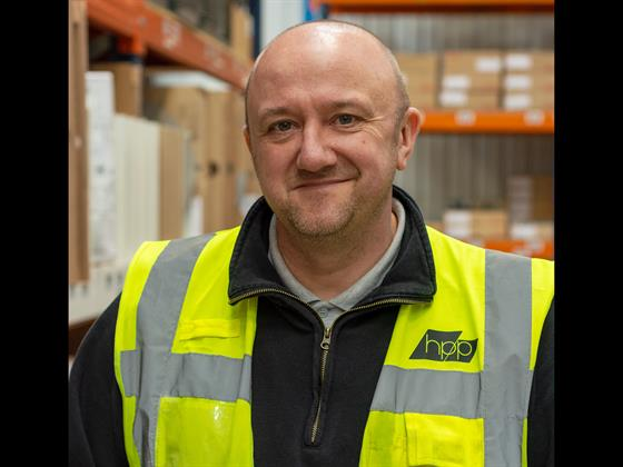Email Attachment for Event No. 32953 ( HPP Welcomes Warehouse Facilitator Paul Boyes )