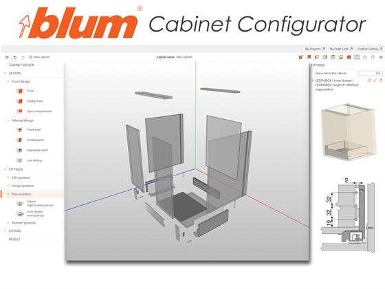 Email Attachment for Event No. 33127 ( Introducing.... The Blum Cabinet Configurator )