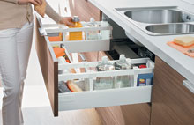 Antaro Sink Drawers