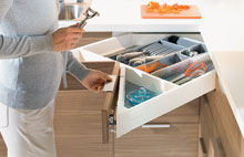 Blum Antaro Tandembox Sink Drawer D Height 450mm