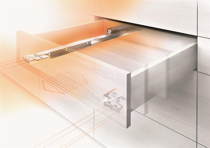 Blum's Movento pulls out all the stops for installers