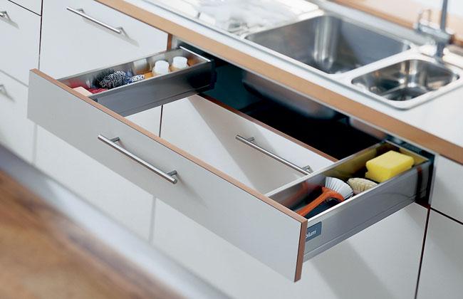 Blum Antaro Intivo Tandembox Sink Drawer M Height 450mm