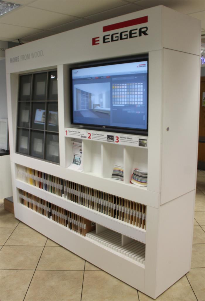 Egger Visual Display Unit