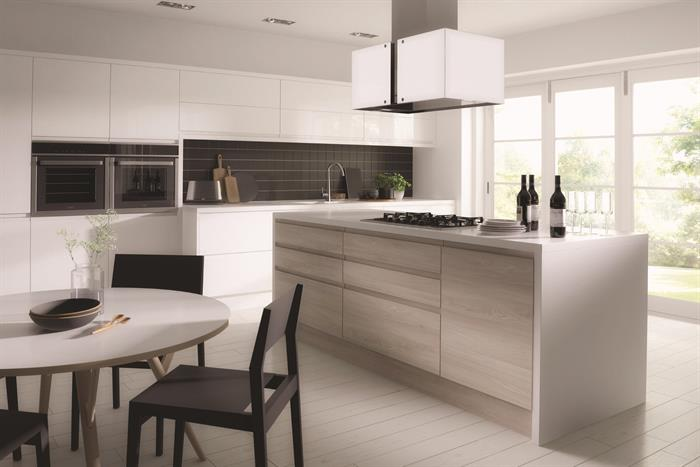 Contemporary Kitchen Design with Avanti