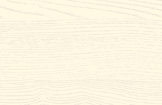 Alabaster (White) 2800x660x18mm Grained End Panel (edged 2L .8mm ABS)