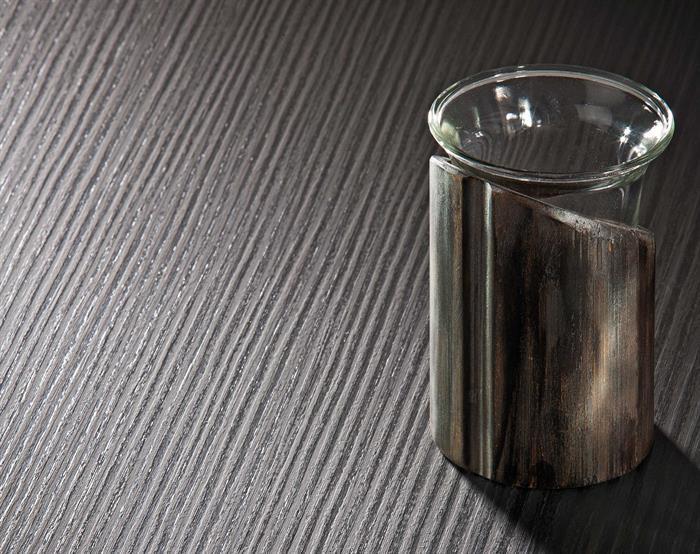 Registered Embossed Woodgrain Surface