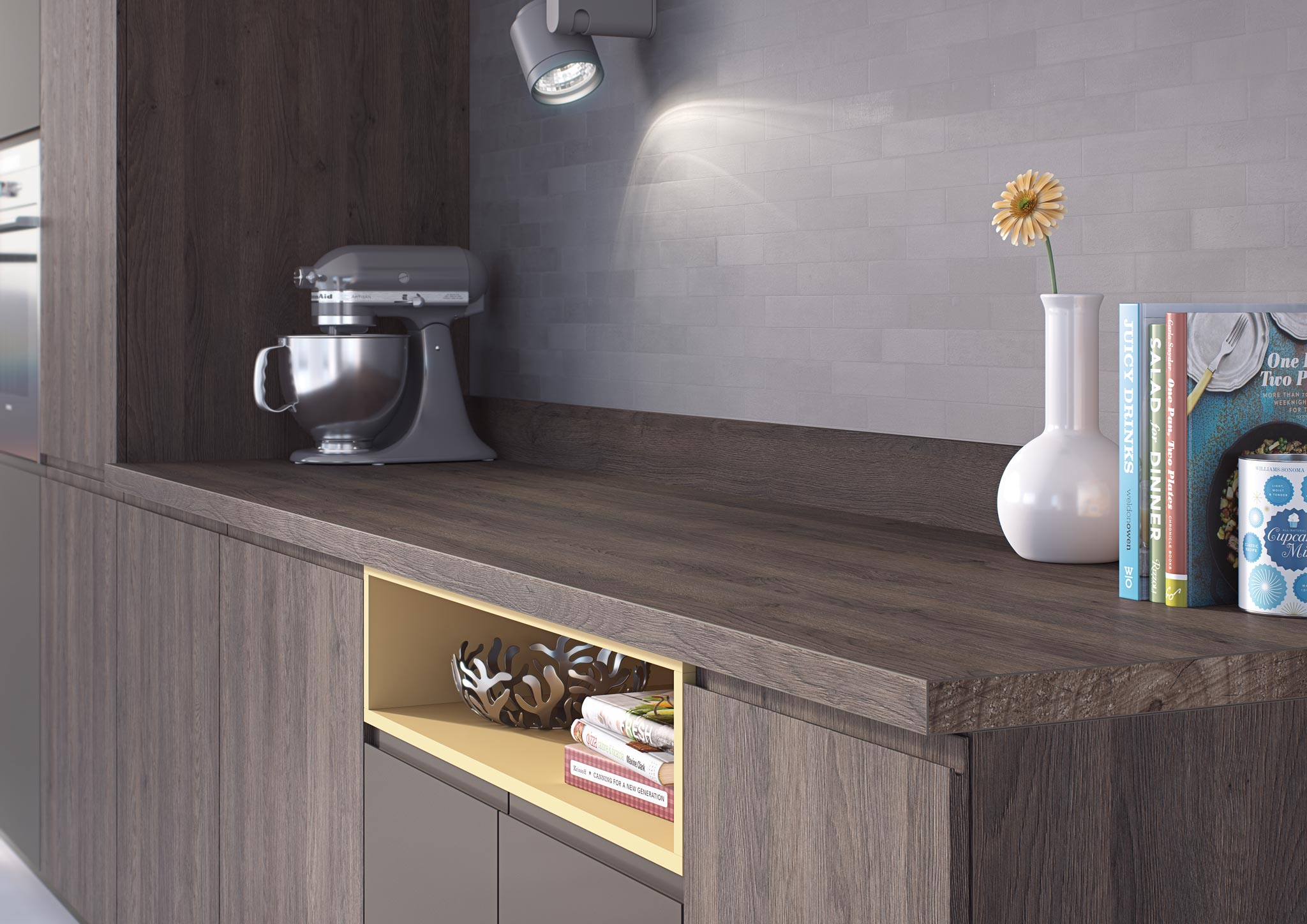 Textured Worktops Like Nothing Else