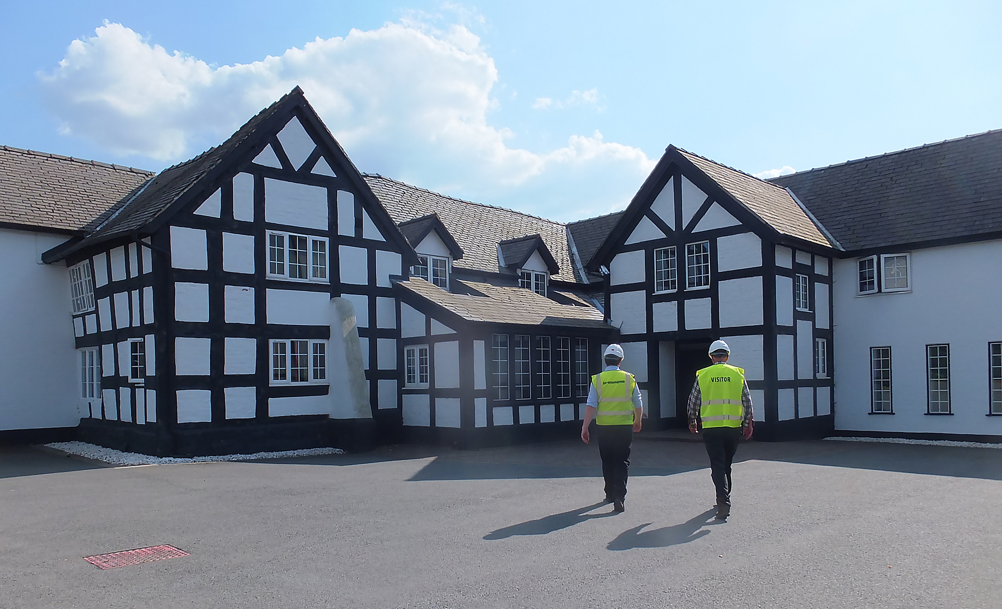 Historic Tudor Farmhouse